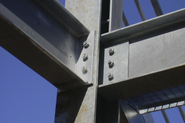 Structural Steel channel, C-beam, Broad Flange Beam (BFB